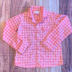 American Girl Pajamas - American girl pajama set Small(7/8)